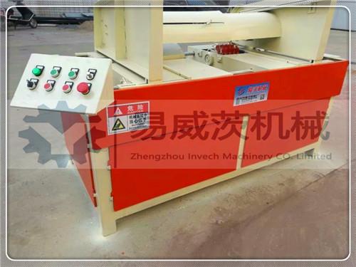 Wood Pallet Notching Machine