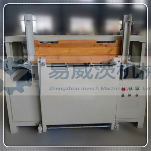 Wood Pallet Grooving Machine