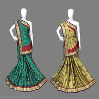 Simplistic Heavy Border Saree