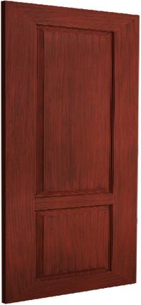 FIBRE DOOR 2 PANEL
