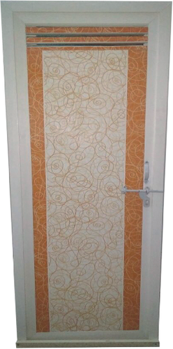 PVC DOOR WHITE SECTION