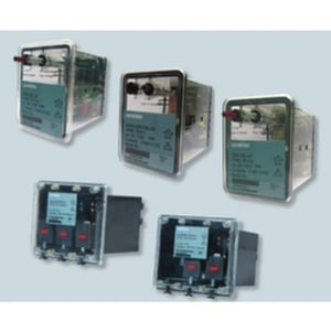 Siemens Auxiliary relays 7PJ113 TRAFO Trouble Relay