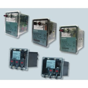Siemens 7PJ11 Auxiliary Relay With Self Reset Contacts