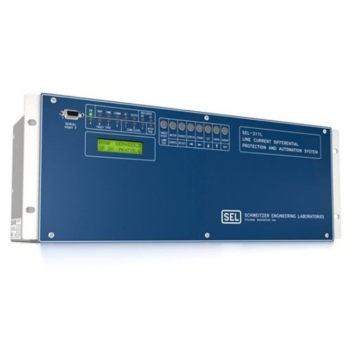 SEL-311L Line Current Differential Protection and Automation