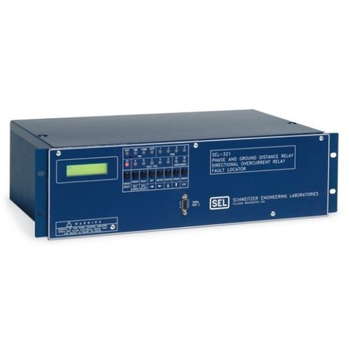 SEL-321-5 Phase & Ground Distance Relay
