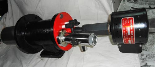 Gas Burner Rod