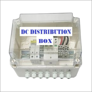 Solar DC Distribution Box