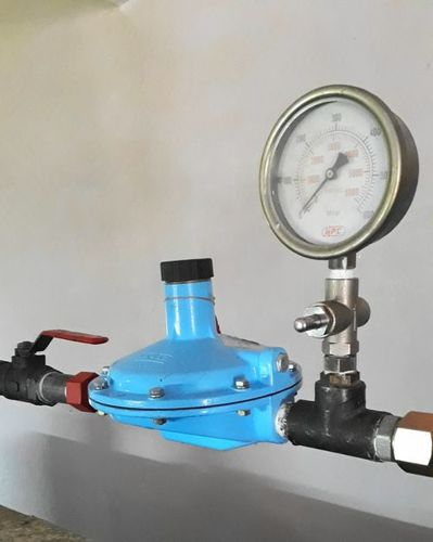 Gas Regulating System