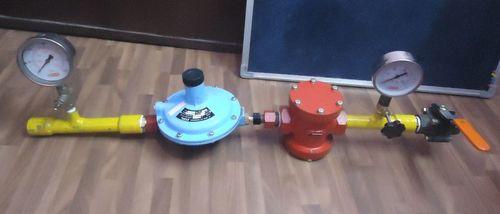 Gas Regulating system