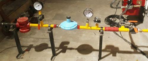 Gas train system