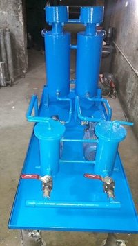 Pumping Unit for furnace Oil