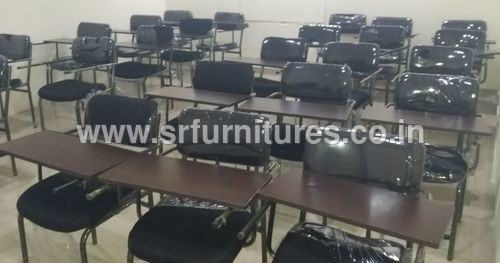 Multiple Full Writing Pad Chairs
