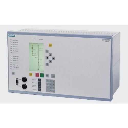 Siprotec 7VU683 high speed busbar transfer device - frequency and voltage protection device