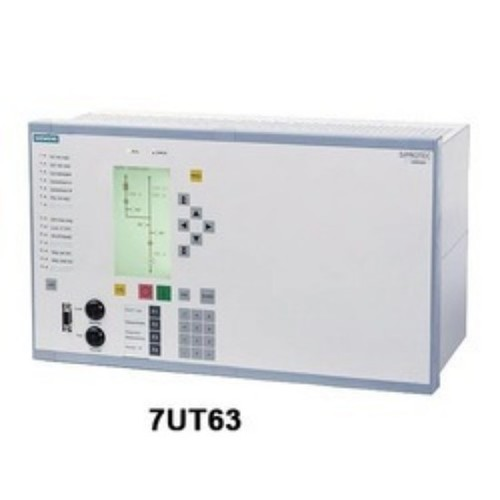 Siprotec 7UT63 differential transformer protection relay, overload protection relay