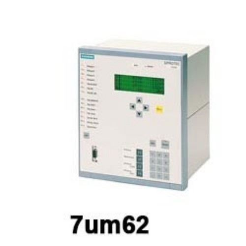 Siprotec 7UM62 machine protection automation device - Medium to high power