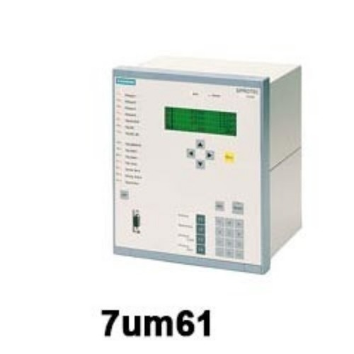 7UM61 Generator And Motor Protection Relay