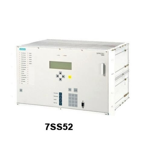 Siprotec 7SS52 Distributed Busbar differential protection Relay, siemens numerical relay