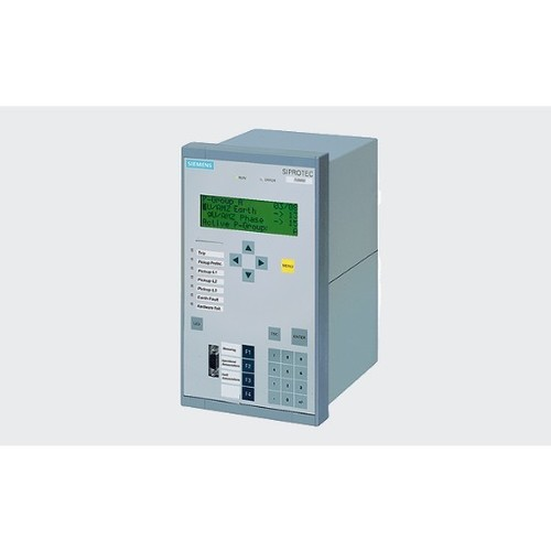 Siprotec 7SJ62 overcurrent relay