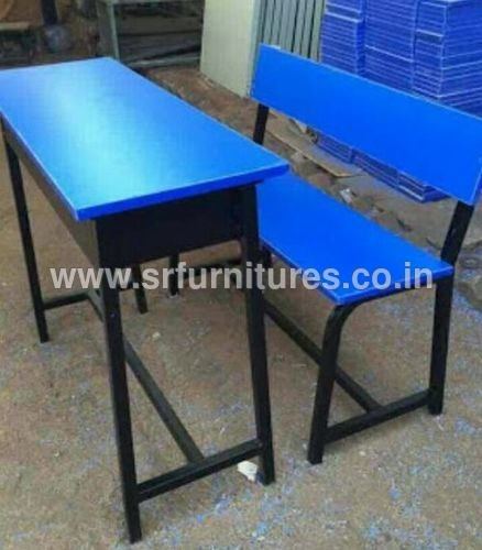 Individual Desk And Seat Bench