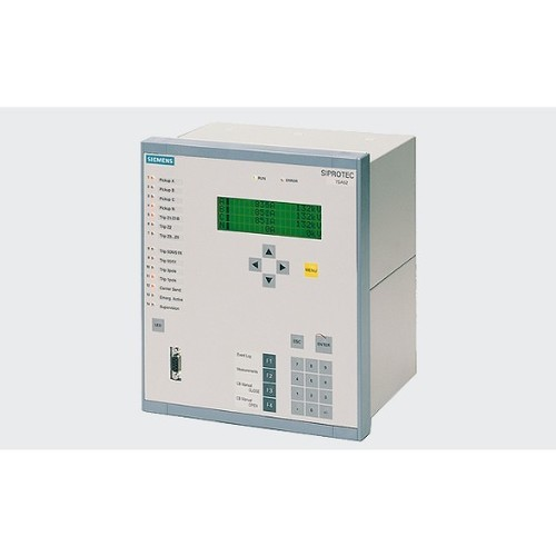 Siprotec 7SA522 distance protection relay for transmission lines, Siemens siprotec relay supplier