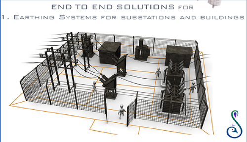 Earthing Systems For Substations And Buildings