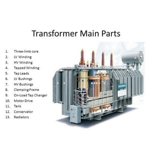 Tan Delta Measurement Of Transformer