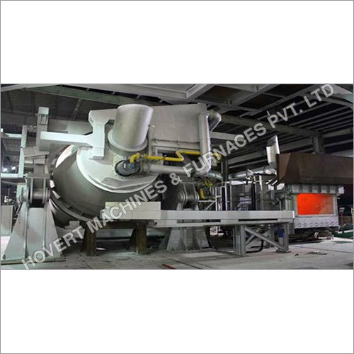 Tilting Rotary Furnaces