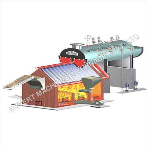 Steam & Hot Air Control Plant