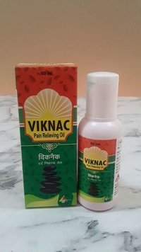 VIKNAC PAIN OIL