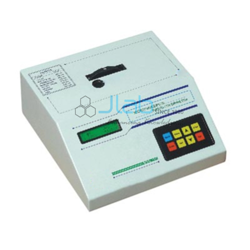 Microprocessor Photo Colorimeter