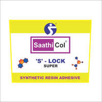 S Lock Super Synthetic Resin Adhesive