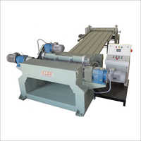 Spindleless Log Prrling Line With Cutting System