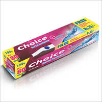Choice Red Gel Toothpaste