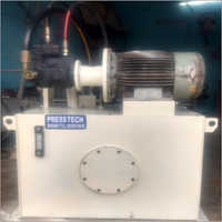 Commercial Hydraulic Power Pack