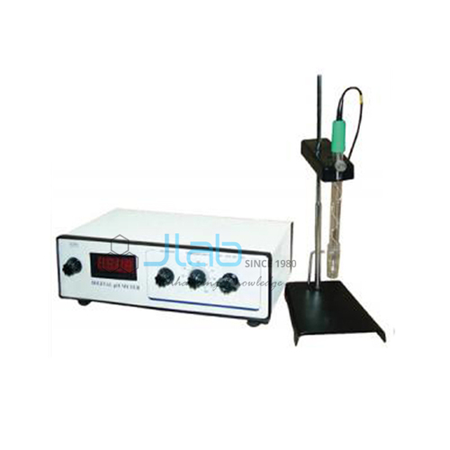 Digital pH, Conductivity & Temperature Meter