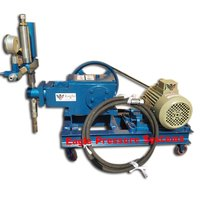 Electric Pressure Test Pump