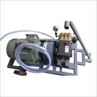 Water Jetting Pumps