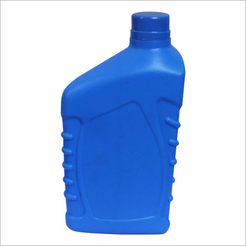 Plastic Coolant Bottle