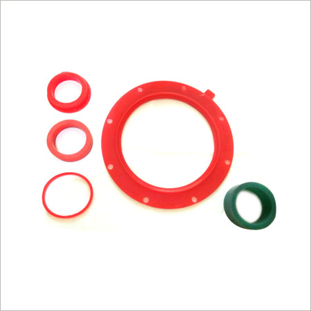 Silicone Flange Gasket