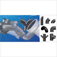 Hdpe Pipes & Fittings For Building Drainage