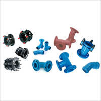 Ductile Iron Pipes Fittings And Valves