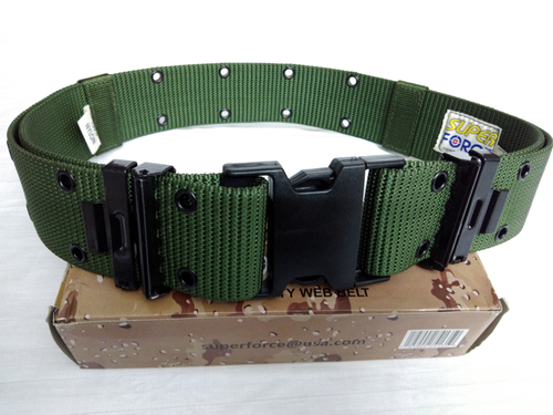 Military Army Webbing Belt