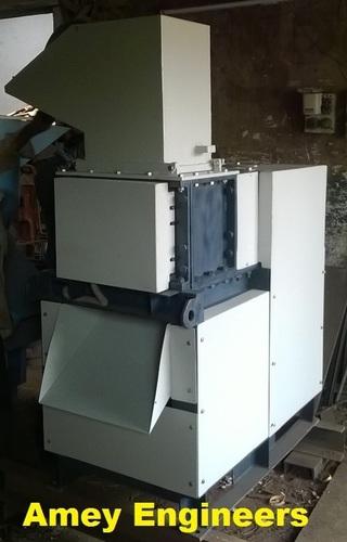 Heavy duty PVC, PVDC Roll shredder