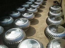 Aluminium Turbo Air Ventilator