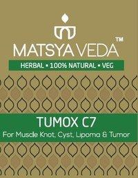 Muscle knots herbal medicine
