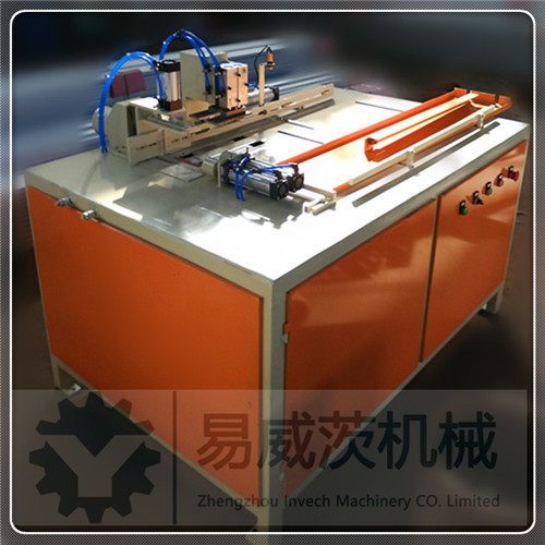 Pallet Feet Cutting Machine