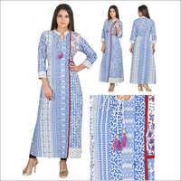 Priyas Designer Straight Kurta