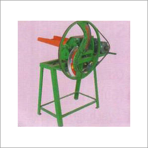 Hand & 1 HP Motor Operated Chaff Cutter