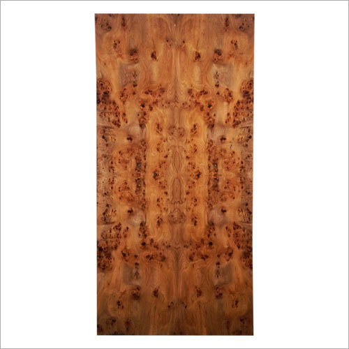 Designer Natural Teak Plywood