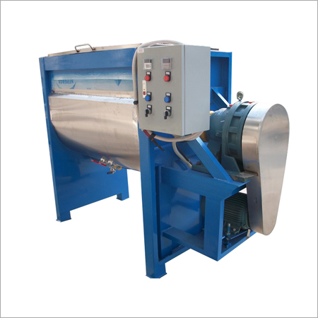 Industrial Horizontal Mixing Machine